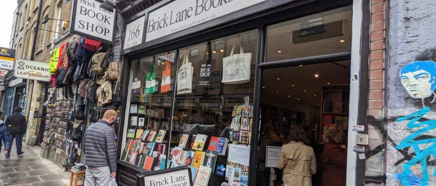 Review: Brick Lane Bookshop