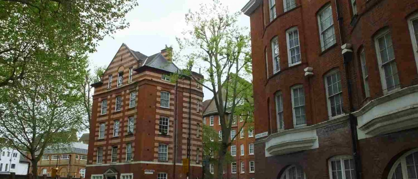 The history of the Boundary Estate